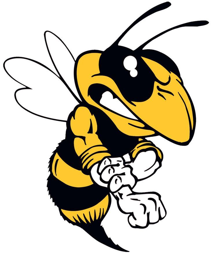 Bee clipart muscle #10.