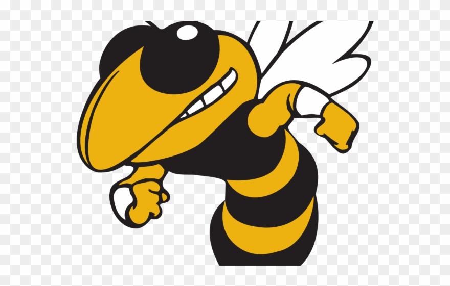 Wasp Clipart Yellow Jacket.