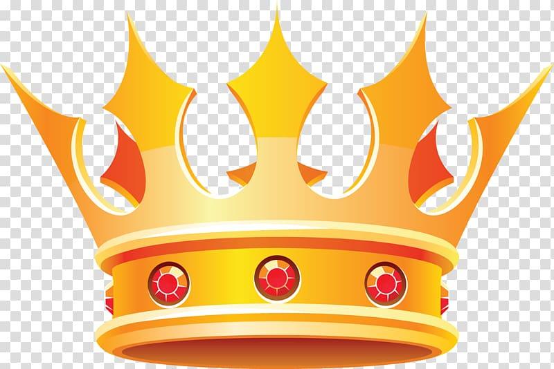 King crown , Crown King , Gold crown transparent background.