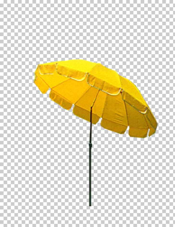 Umbrella Autodesk 3ds Max Furniture Chair, Parasol, yellow.