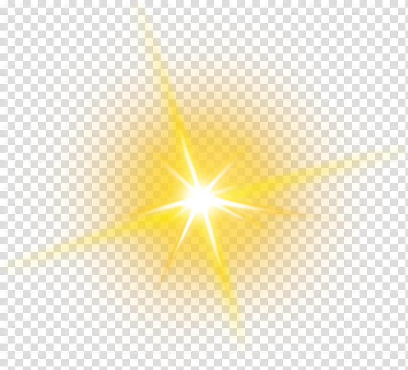 Light Flare, Sunlight, Line, Computer, Sky, Yellow, Light.