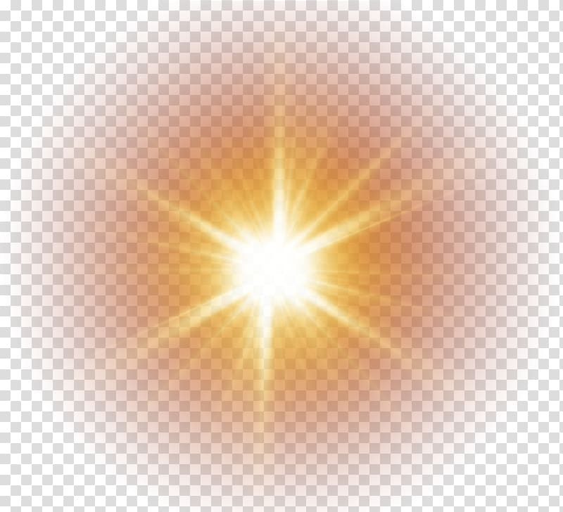 Sunlight Sky, sunlight, yellow sun transparent background.