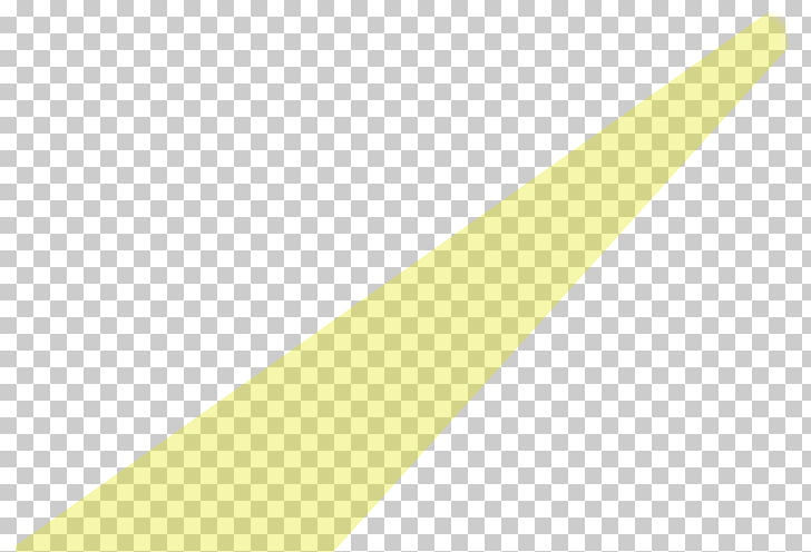 Light beam Ray Yellow, Lumière PNG clipart.