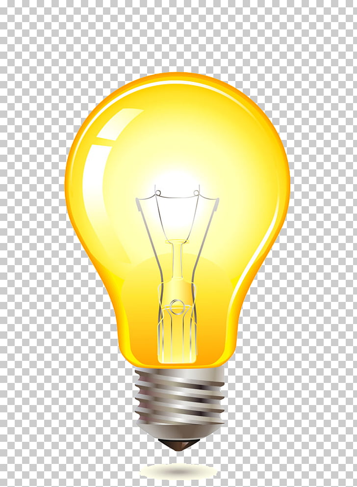 Incandescent light bulb Lighting , Creative bulb, photo of.