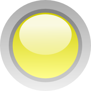 Led Circle (yellow) Clip Art at Clker.com.