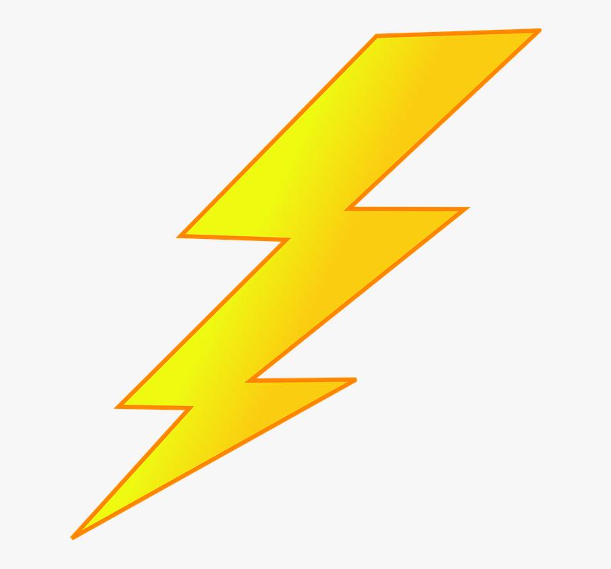 Lightning Bolt Clipart, HD Png Download , Transparent Png.