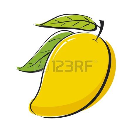 956 Yellow Mango Cliparts, Stock Vector And Royalty Free Yellow.