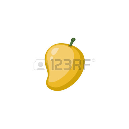 900 Yellow Mango Cliparts, Stock Vector And Royalty Free Yellow.