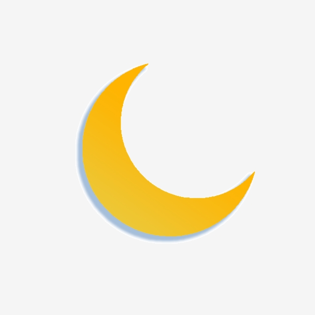 Yellow Moon Pattern, Yellow, Moon, Pattern PNG Transparent Clipart.