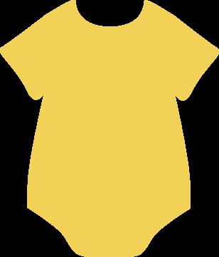 Yellow Onesie.