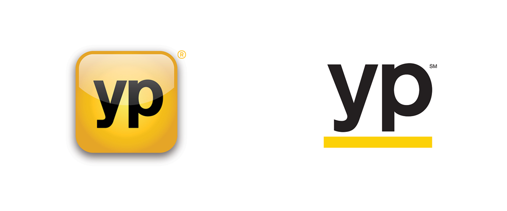 Brand New: New Logo and Identity for YP by Interbrand.