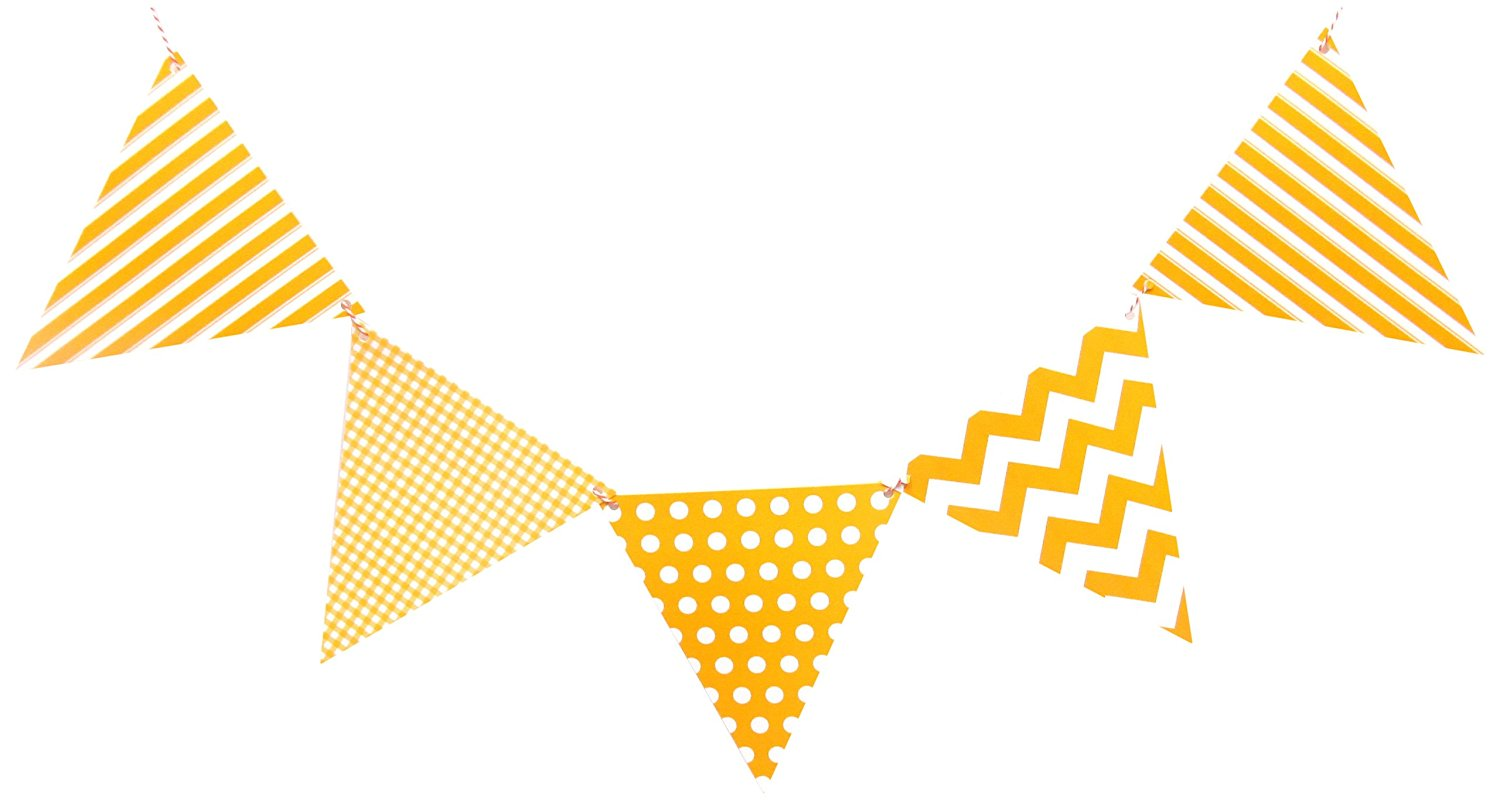 Buy WeGlow International 35PB09 Mix Pattern Triangle Pennant.