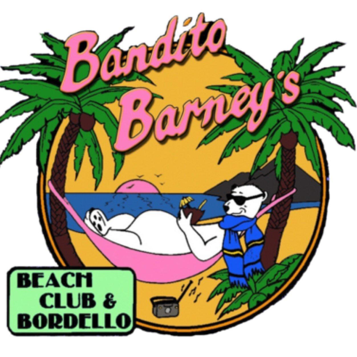 Bandito Barney\'s Beach Club on Twitter: \