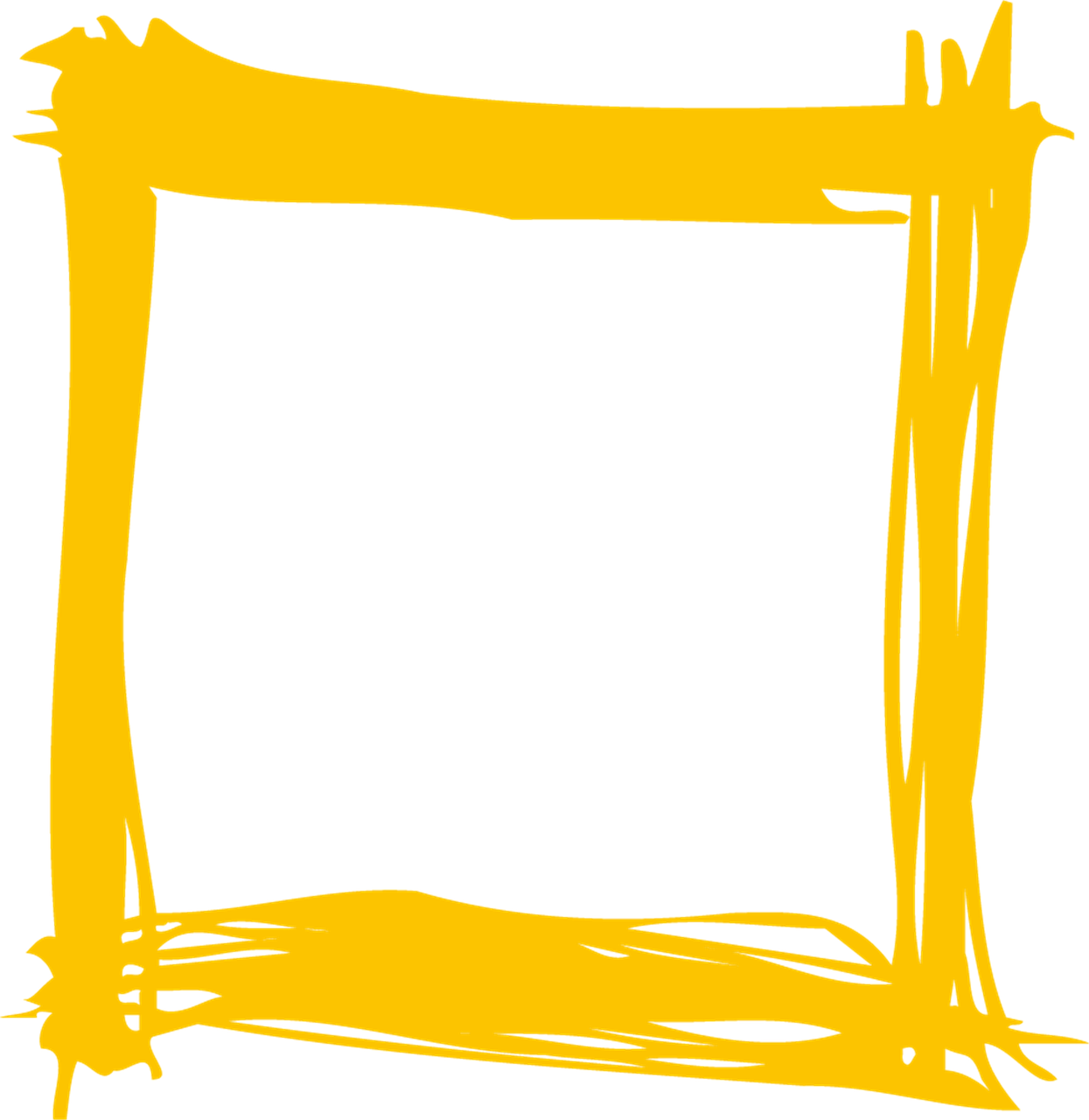 Free Yellow Frame Png, Download Free Clip Art, Free Clip Art.