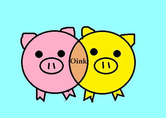 The Graph Enthusiast: Pig Day and Yellow Pig Day :=).