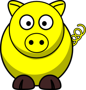 All Things Writing: Yellow Pig Day AND White Pig Day.
