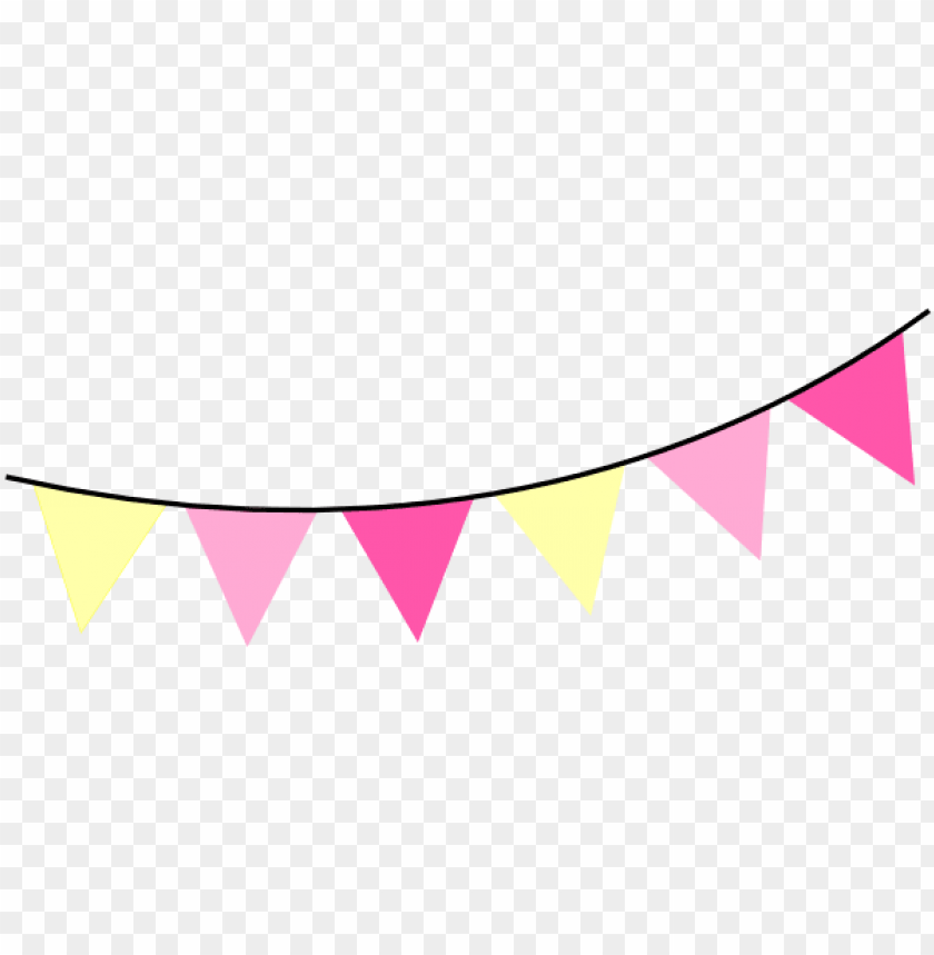 bunting banner clipart.