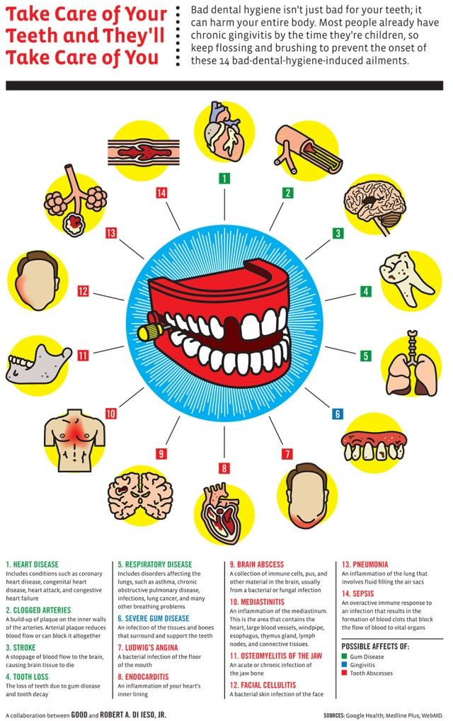 Your teeth and gums are a huge determining factor in your.