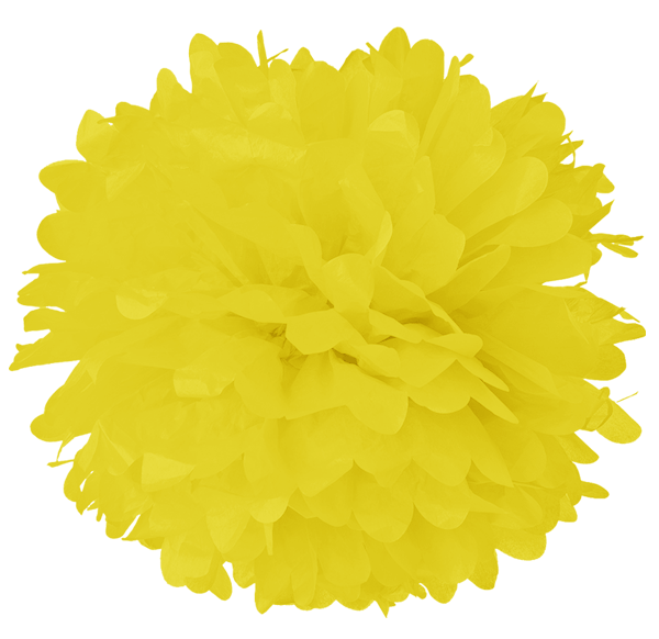 Library of yellow pom poms jpg freeuse download png files.