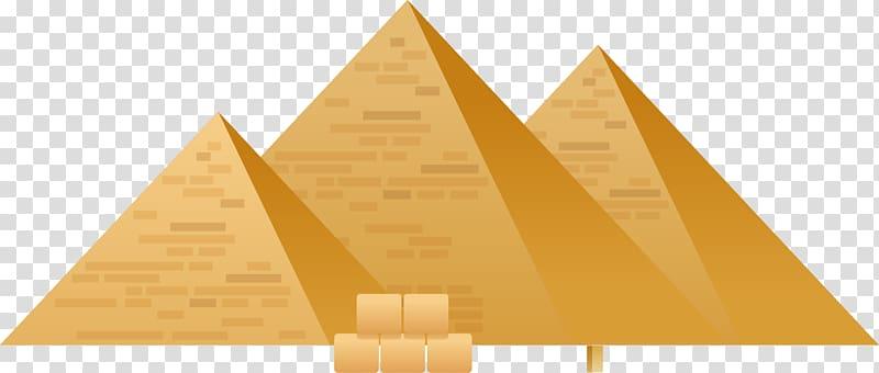 Egyptian pyramids Ancient Egypt, Pyramid decoration.
