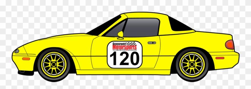 1996 Mazda Miata.