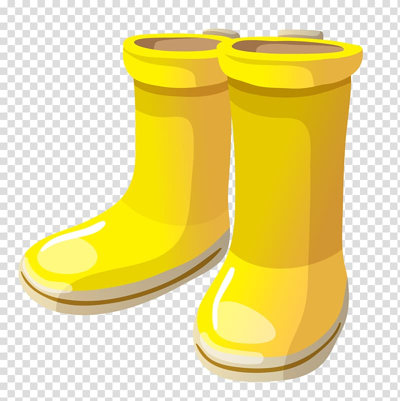 Shoe Wellington boot, Children\\\'s cartoon rain boots.