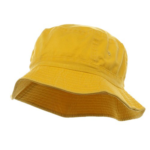 Cameo Pigment Dyed Bucket Hat.