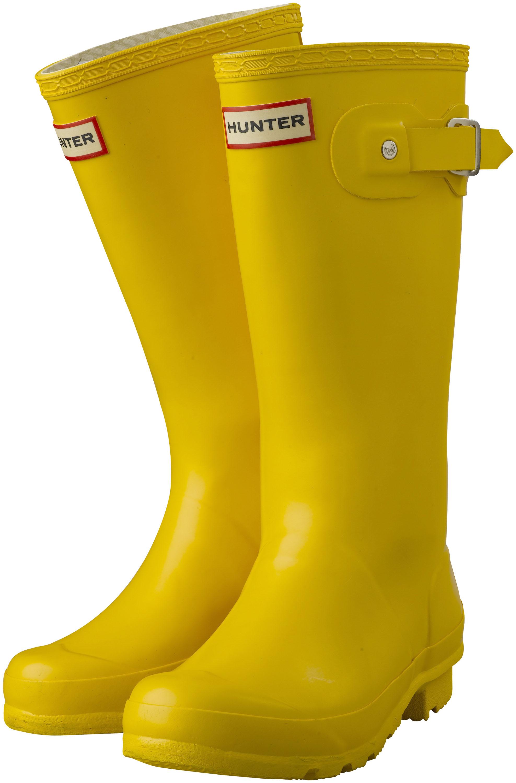 Yellow rain clipart.
