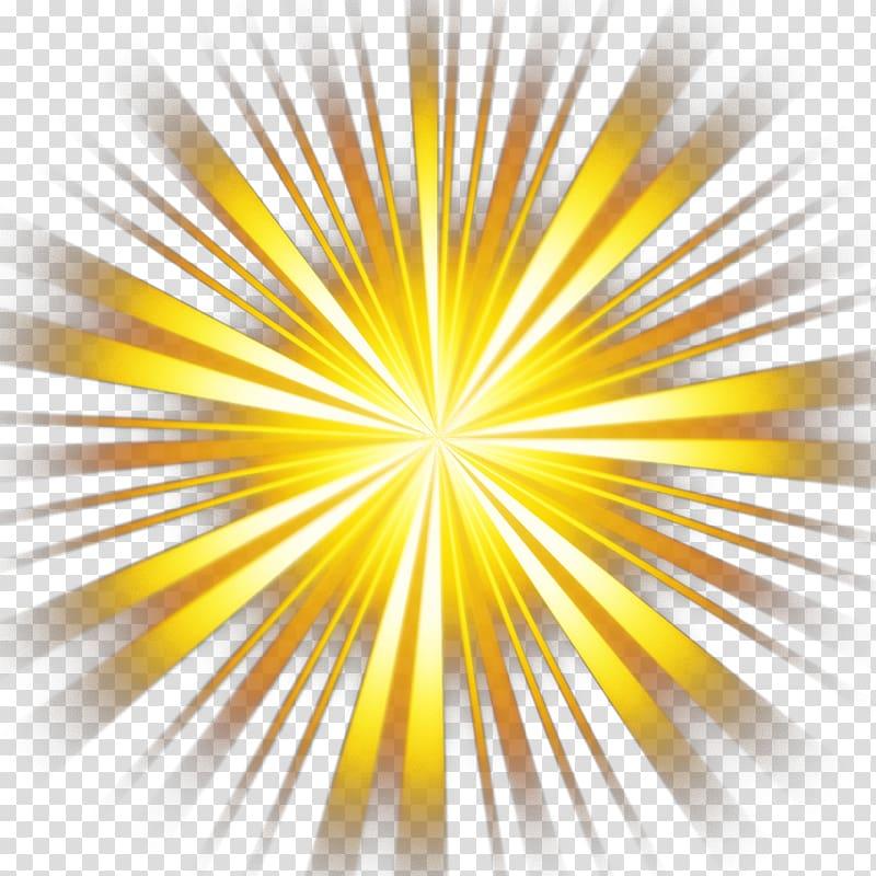 Yellow sun ray , Lightning Yellow Ray, Yellow rays.