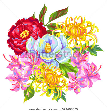 Rhododendron Isolated Stock Vectors, Images & Vector Art.