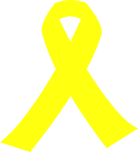 Yellow Ribbon Clip Art at Clker.com.