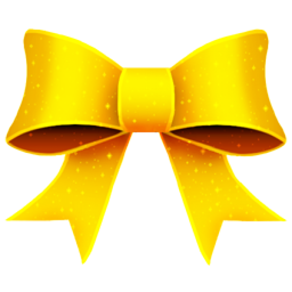 yellow ribbon free clipart download.