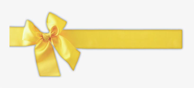 Yellow Ribbon Png.