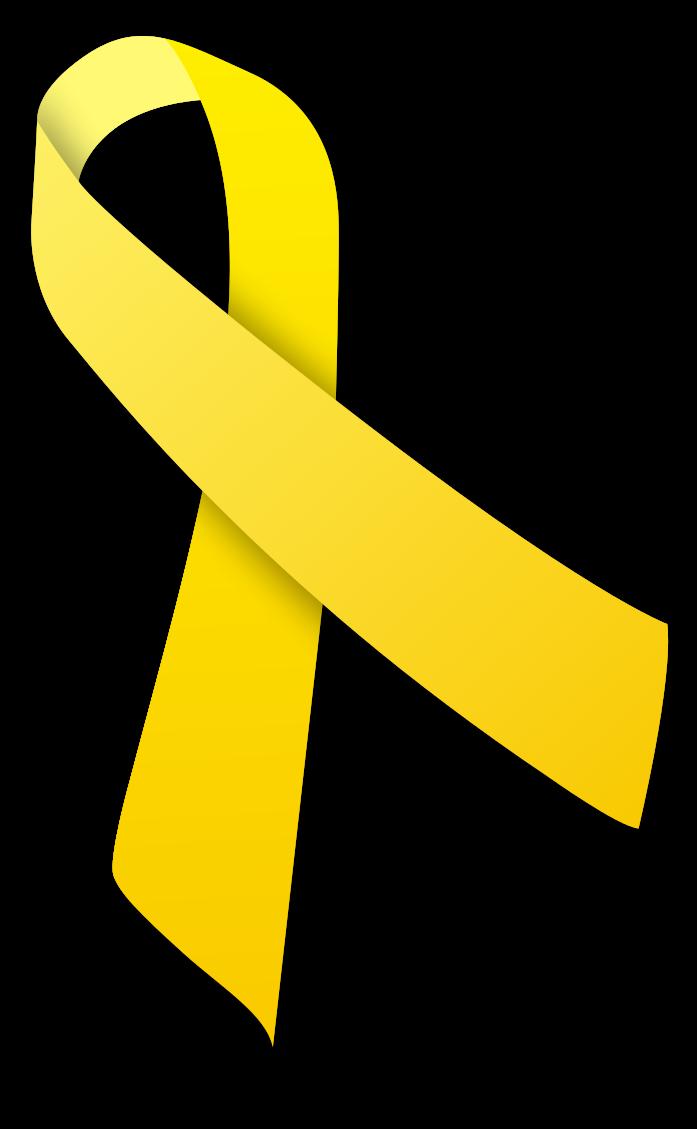 File:Yellow ribbon.svg.