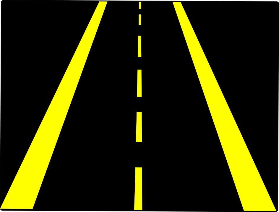 Vertical Road Clipart Png.