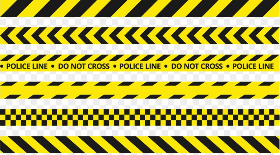Police Line Do Not Cross Road traffic control device.