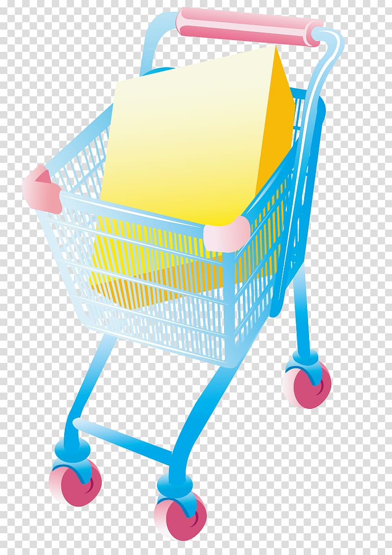 Shopping cart Supermarket Designer, Supermarket Shopping.