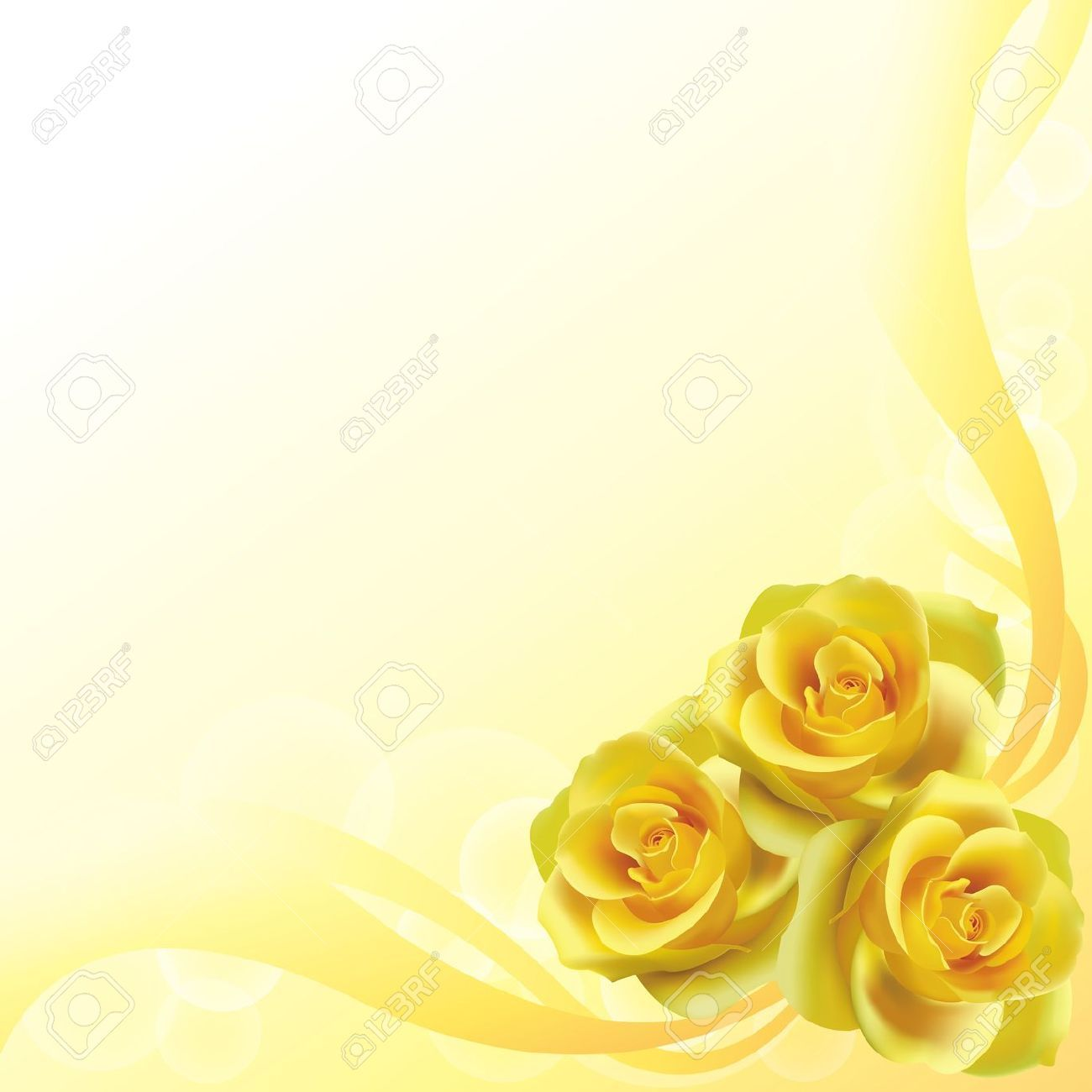 Yellow Rose Backgrounds Wallpaper in 2019.