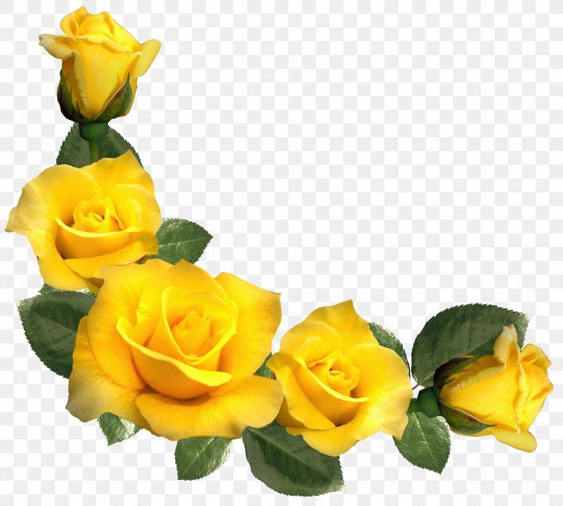 Rose Yellow Clip Art, PNG, 3275x2945px, Rose, Austrian Briar.