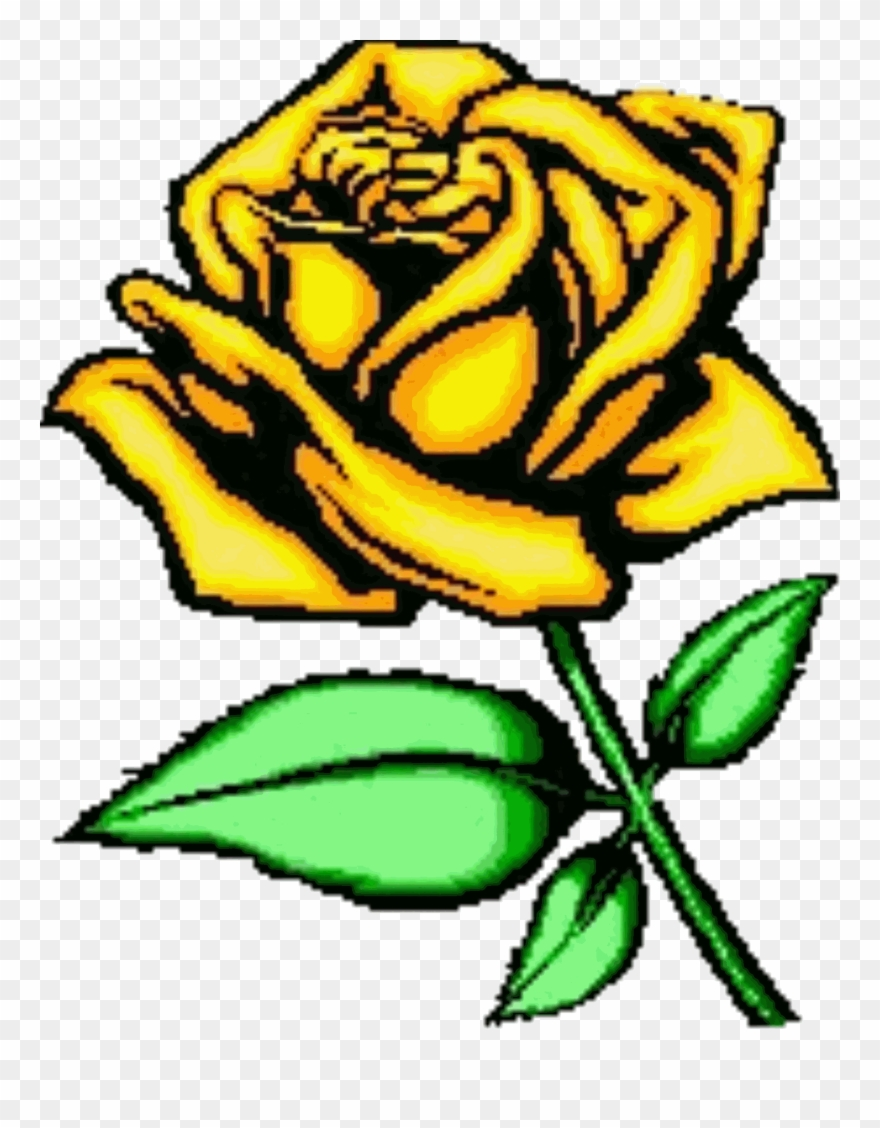 Cartoon Rose Pictures.