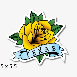 Free Yellow Rose Of Texas Clipart Cliparts, Silhouettes.