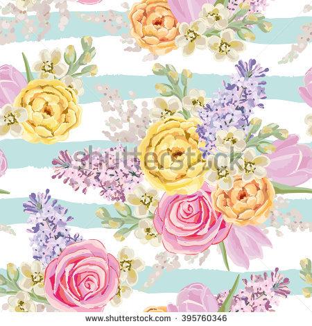 Rose Wallpaper Stock Photos, Royalty.