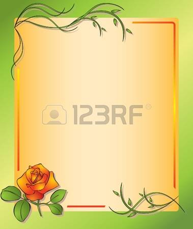 19,584 Rose Border Stock Illustrations, Cliparts And Royalty Free.