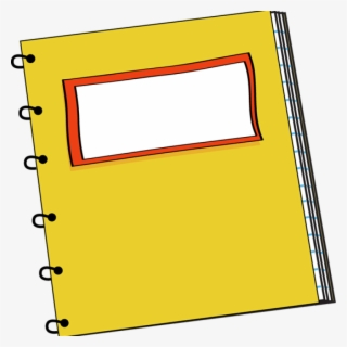 Free Notebook Clip Art with No Background.