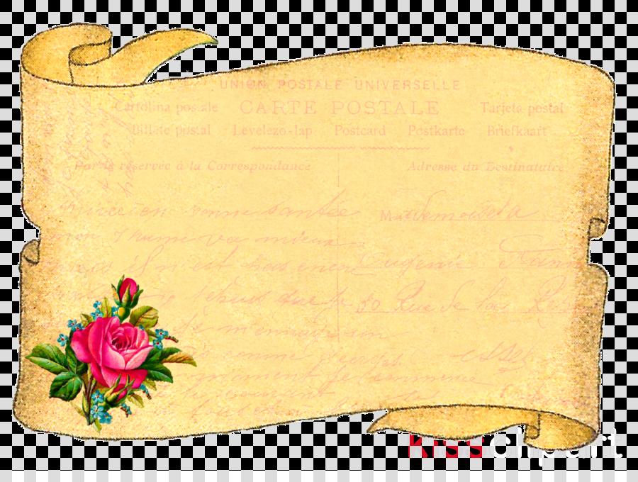 yellow clip art scroll rectangle clipart.