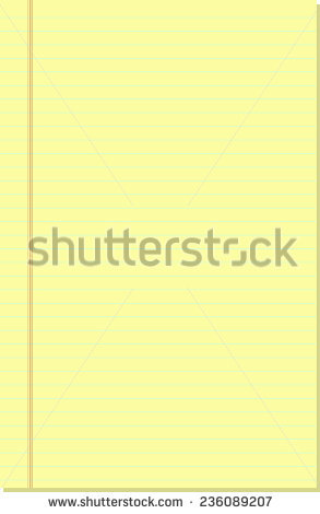 Yellow Pad Stock Vectors & Vector Clip Art.