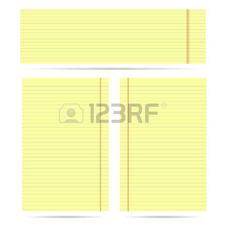 27,833 Notepad Sheet Stock Vector Illustration And Royalty Free.