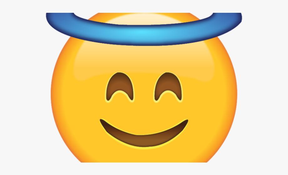 Emoji Face Clipart Halo.