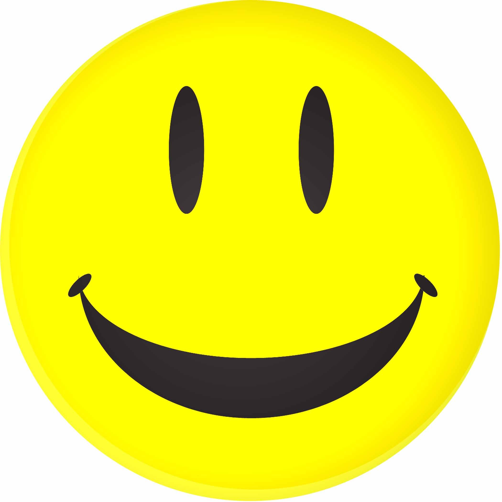 Smiley Face Clipart.