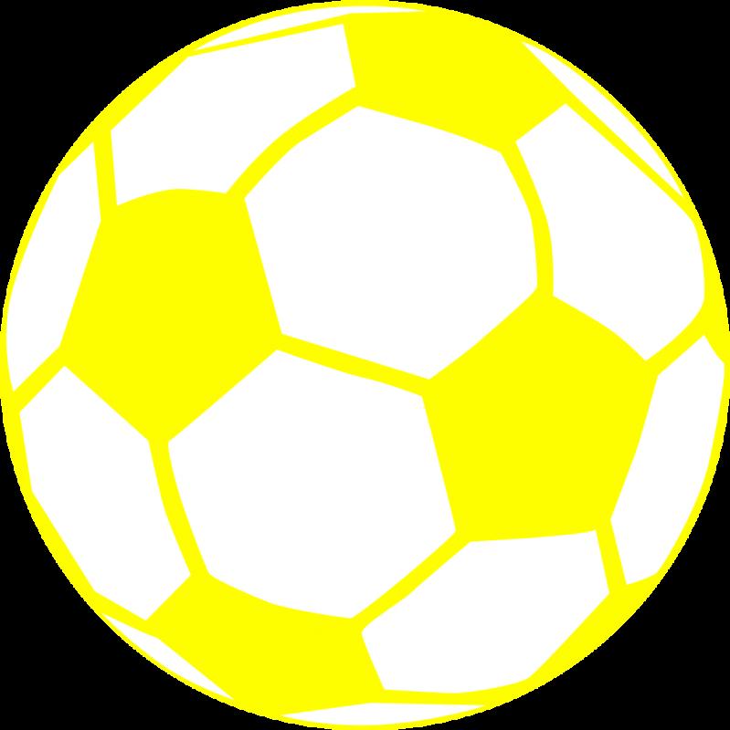 Custom Soccer Ball Shaped Car Magnets.